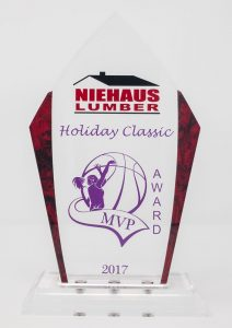 Custom Printed Acrylic Award