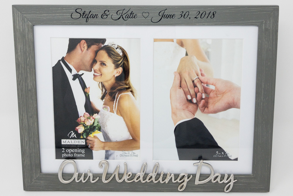 Custom Printed Photo Frame