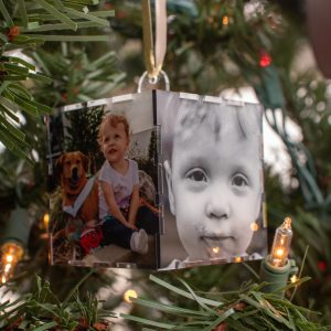 Acrylic Printed Photo Ornaments - Call Haven Solutions Today