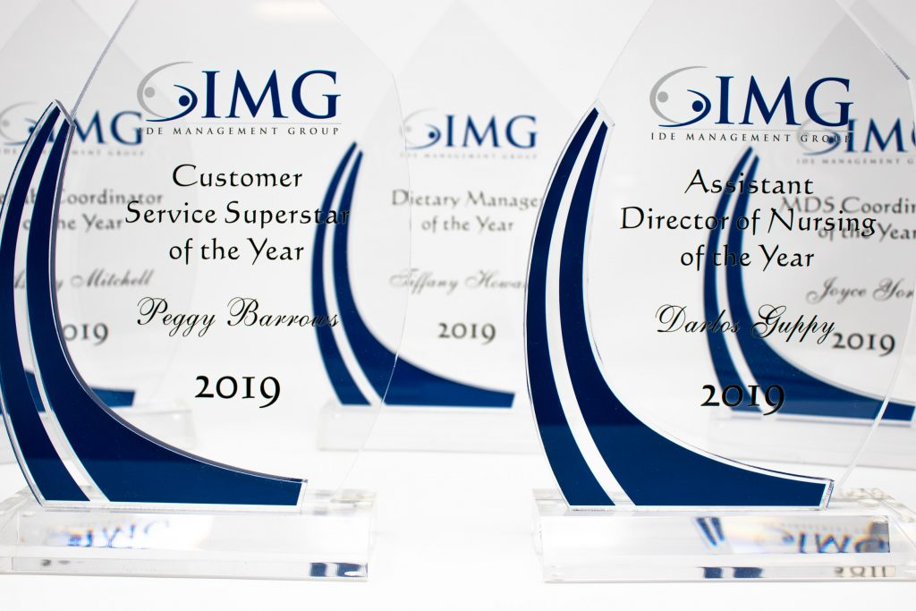 Custom Acrylic Awards